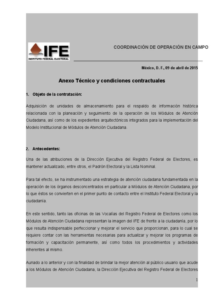 Anexo Técnico De Software 16042013 1 Reparado