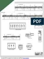 Plano Detalle de Vigas Model (1)