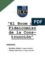 Tesis Fideicomisos Uba Fce