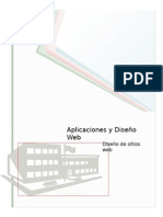 Manual Desarrollo Web