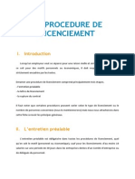 Le Procedure de Licenciement