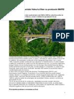 Reabilitarea Viaductului Valea Lui Stan Cu Produsele MAPEI
