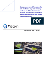 Vilicom High Capacity Stadia Design1