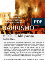 Barrismo
