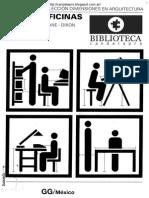 Oficinas - Coleccion Dimensiones en Arquitectura [Crane-Dixon]  [Cp©]