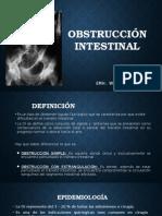 Obstrucción Intestinal 2015