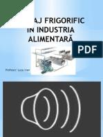 Utilaj Frigorific in IA