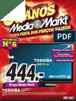 Sintonizador TDT MPEG4 H.264 Função AutoView Menor