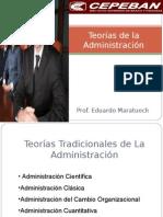 Teorías de La Administración 123
