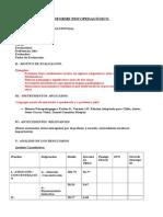 Ejemplo de Informe Para Evalúa 8
