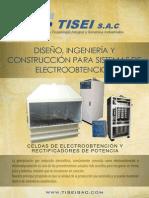 Brochure - Celdas Electrolíticas