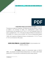 Inicial - Ação Civil Pública.odt