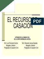 Casacion Civil CSJ