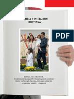 Familia e Iniciación Cristiana