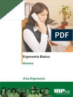 Ergonomia Básica - Manual Alumno