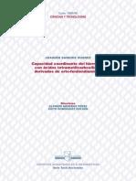 Capacidad Coordinante Del Hierro (III)