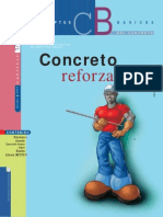 concreto reforzado
