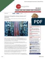 3.3.2014, 'Rendere omaggio e censire il patrimonio Art Nouveau italiano, tutti possono partecipare', Artemagazine.pdf