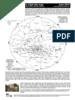 Star Map June 2015