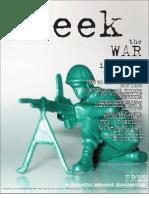 Deek Magazine #4 - The War Incident