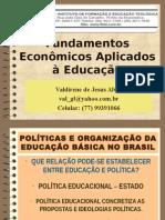 Fundamentos Econômicos Aplicados à Educação