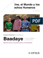 Unidad Didáctica Baadaye (castellano)