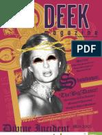 Deek Magazine #15 - The Divine Incident