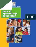 Guia de Trabajo en Preescolar