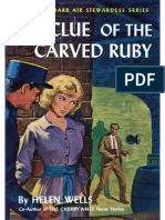 Vicki Barr #14 The Clue of the Carved Ruby