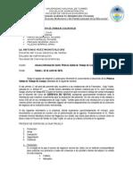 INFORME 2015 Gerencia de Ventas[1]