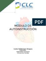 Módulo de Autoinstrucción - Carlos Valdenegro v. - Enfermero IC