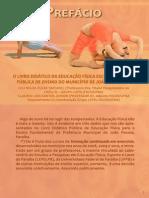 O livro didático da educação física escolar da rede pública de ensino do município de joão pessoa/pb