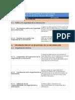 Cuestionario Análisis GAP ISO 27001