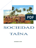 LA SOCIEDAD TAÍNA