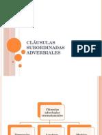 Cláusulas-subordinadas-adverbiales