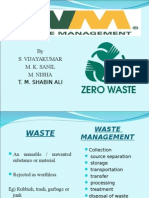 20435243 Waste Management Ppt