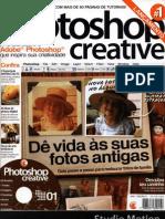 Photoshop Creative Brasil - Lançamento 1ª Edição