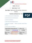 Braindump2go New Updated 70-533 Exam Dumps Free Download (11-20)