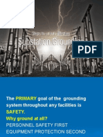 Substation Grounding