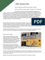 AVISO/Copa Tecate 2003   Business Wire