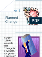 Chapter 8 - Planned Change