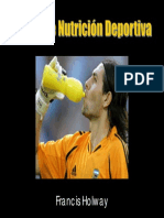Bases Nutricion deportiva