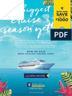 Cruise Weekly for Thu 28 May 2015 - Carnival loyalty, RCI season kickoff, Scenic, Tauck, Princess, Face to Face and much more