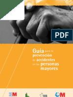 Guía Para La Prevención de Accidentes en Las Personas Mayores