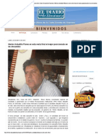 25-05-15 Héctor Astudillo Flores en esta recta final el mejor posicionado en las encuestas