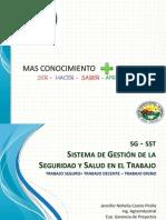 1.ISO 18001-2007 Sistema de Gestión en Seguridad y Salud en El Trabajo SG-SST