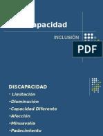 Discapacidad Inclusion.ppt