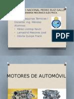 MOTORES DE AUTOMÓVIL - .pptx