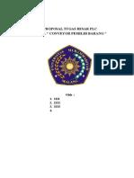 Proposal Tugas Besar Plc