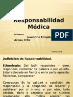 Responsabilidad Medica y Mala Praxis (Juve)